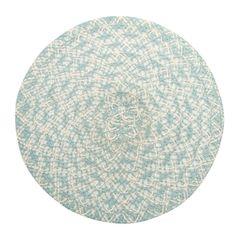 Lugar-Americano-Azul-38cm-Flowered-Bon-Gourmet