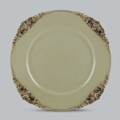 Conjunto-com-6-Sousplats-de-Plastico-Bege-Provencal-Bon-Gourmet