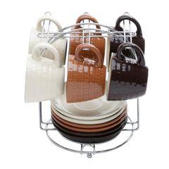 Conjunto-de-Xicaras-de-Cafe-em-Porcelana-13-Pecas-Alpha-Bon-Gourmet