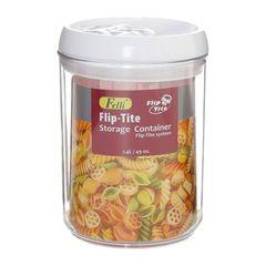 Pote-Hermetico-de-Acrilico-1400ml-Redondo-Bon-Gourmet