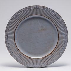 Conjunto-com-6-Sousplats-de-Plastico-Azul-Pandora-Bon-Gourmet
