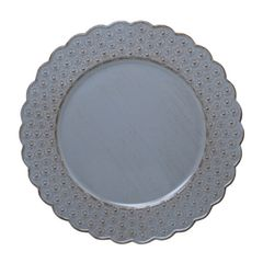Conjunto-com-6-Sousplats-de-Plastico-Azul-Daisy-Bon-Gourmet
