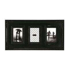 Porta-Retrato-Lembrancas-Preto-3-Fotos-Mart-2405