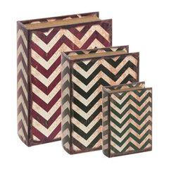 Kit-de-3-Caixas-Organizadoras-Book-Box-Chevron-Mart-2454-3