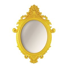 Espelho-Oval-Rococo-Amarelo-38x55cm-Mart-5033