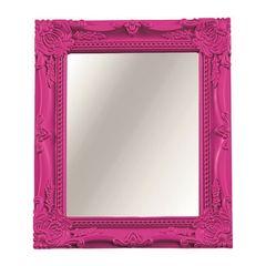 Espelho-Rosa-20x25cm-Mary-2957-Mart