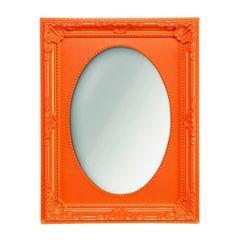 Espelho-Laranja-10x15cm-Lino-4485-Mart