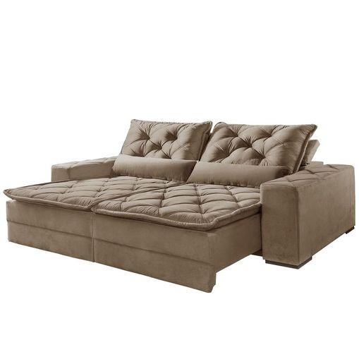 Sofa-Retratil-e-Reclinavel-2-Lugares-Capuccino-250cm-Lancelot