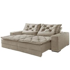 Sofa-Retratil-e-Reclinavel-2-Lugares-Bege-290cm-Lancelot