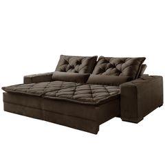Sofa-Retratil-e-Reclinavel-2-Lugares-Marrom-210cm-Lancelot
