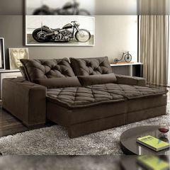 Sofa-Retratil-e-Reclinavel-2-Lugares-Marrom-230cm-Lancelot-1