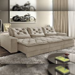 Sofa-Retratil-e-Reclinavel-3-Lugares-Bege-410cm-Lancelot-1