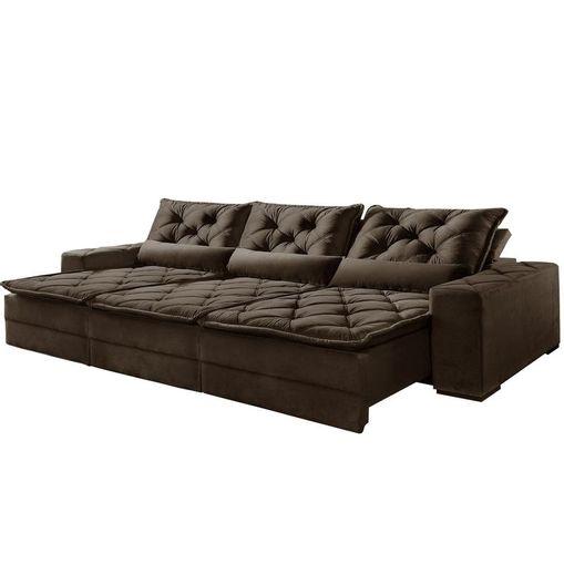 Sofa-Retratil-e-Reclinavel-3-Lugares-Marrom-290cm-Lancelot