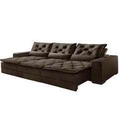 Sofa-Retratil-e-Reclinavel-3-Lugares-Marrom-320cm-Lancelot