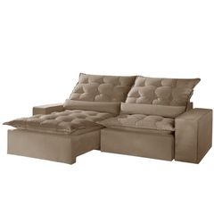 Sofa-Retratil-e-Reclinavel-2-Lugares-Capuccino-250cm-Lucan