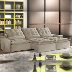 Sofa-Retratil-e-Reclinavel-3-Lugares-Bege-410cm-Lucan-1