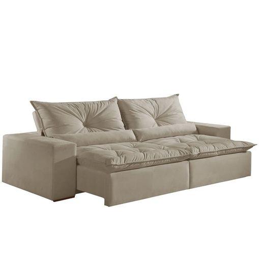 Sofa-Retratil-e-Reclinavel-2-Lugares-Bege-210cm-Galahad