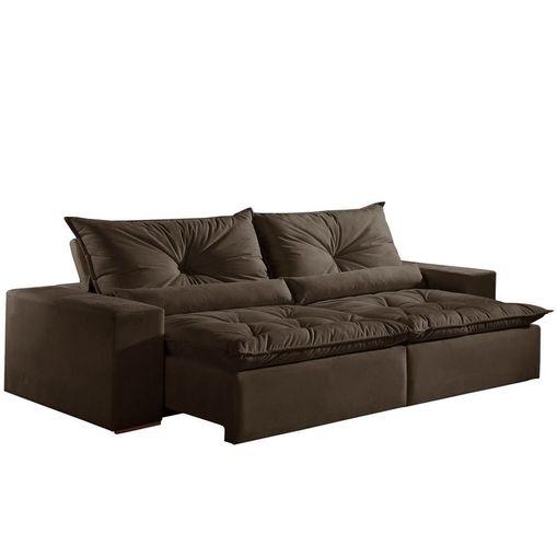 Sofa-Retratil-e-Reclinavel-2-Lugares-Marrom-210cm-Galahad