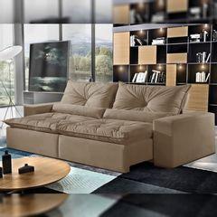 Sofa-Retratil-e-Reclinavel-2-Lugares-Capuccino-230cm-Galahad-1