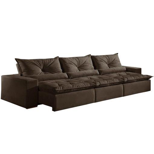 Sofa-Retratil-e-Reclinavel-3-Lugares-Marrom-410cm-Galahad