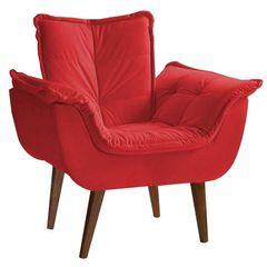 Poltrona-Decorativa-Vermelha-com-Pes-Palito-Kay