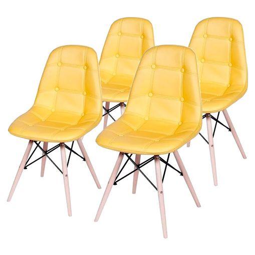 kit-4-cadeiras-eames-botone-amarela