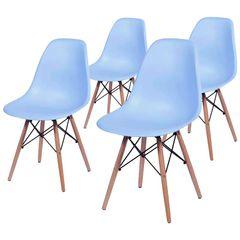 Conjunto-de-4-Cadeiras-de-Jantar-Eames-Wood-Azul-OR-Design-1102B