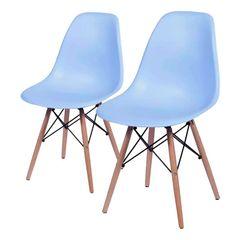Conjunto-de-2-Cadeiras-de-Jantar-Eames-Wood-Azul-OR-Design-1102B