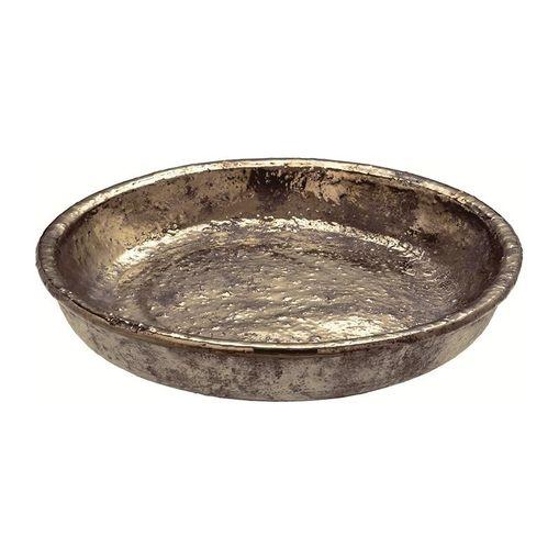 Centro-de-Mesa-de-Ceramica-Bronze-Hermes-Grande-7885-Mart