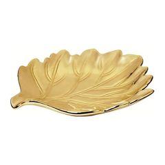 Folha-Decorativa-de-Ceramica-Dourada-Grande-7634-Mart