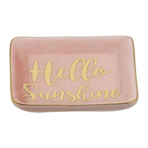 Prato-Decorativo-em-Ceramica-Rosa-Sunshine-7773-Mart