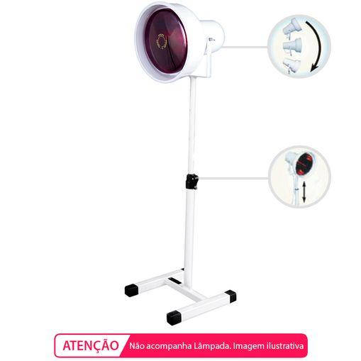 Aparelho-de-Infravermelho-Branco-Articulavel-sem-Lampada-Vagalumy-IV-04