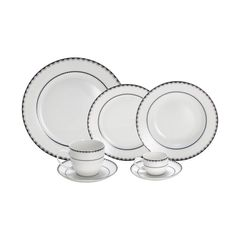 Aparelho-de-Jantar-em-Porcelana-42-Pecas-Blue-Silver-Wolff