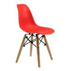 Cadeira-DKR-Wood-Infantil-Vermelha-ByArt