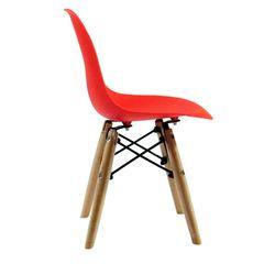 Cadeira-DKR-Wood-Infantil-Vermelha-ByArt-lateral