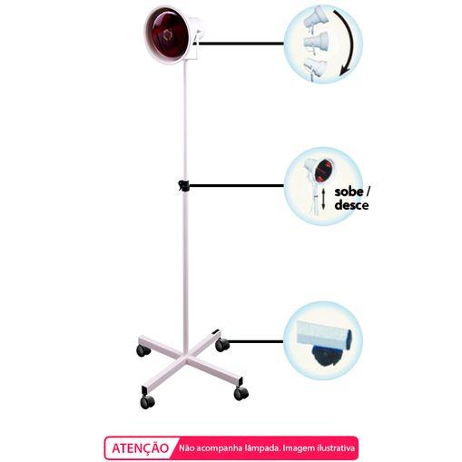 Aparelho-de-Infravermelho-Pedestal-Branco-sem-Lampada-IV-05