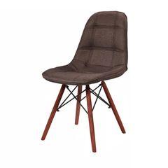Cadeira-de-Jantar-Eames-Wood-Marrom-em-Linho-1114-BE-Or-Design