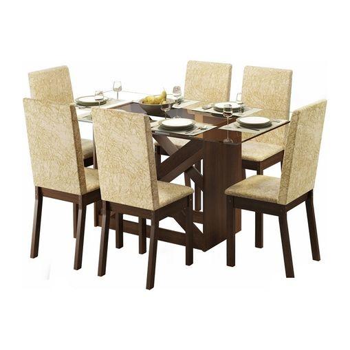 Conjunto-de-Mesa-com-Tampo-de-Vidro-e-6-Cadeiras-em-Suede-Tabaco-Paola-Madesa-076985-1.jpg