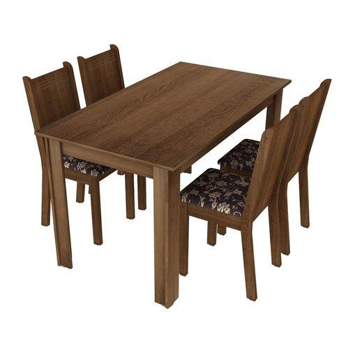 Conjunto-Mesa-de-Jantar-com-4-Cadeiras-Rustic-Cacau-Rosie-Madesa-076993-1.jpg