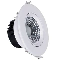 Spot-de-Embutir-LED-12W-3000K-Redondo-COB-Startec