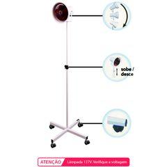 Aparelho-Infravermelho-de-Coluna-Articulavel---Lampada-Fisioterapia-127V-Philips