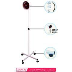 Aparelho-Infravermelho-de-Coluna-Articulavel---Lampada-Fisioterapia-220V-Philips