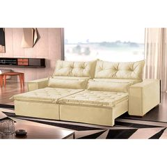 Sofa-Retratil-e-Reclinavel-3-Lugares-Creme-Sacramento-Plus-1