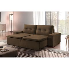 Sofa-Retratil-e-Reclinavel-3-Lugares-Marrom-Virginia-1