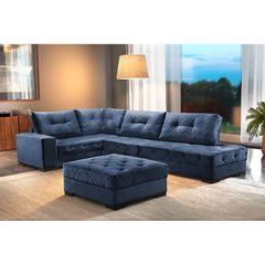 Sofa-5-Lugares-com-Chaise-Azul-Portland-1