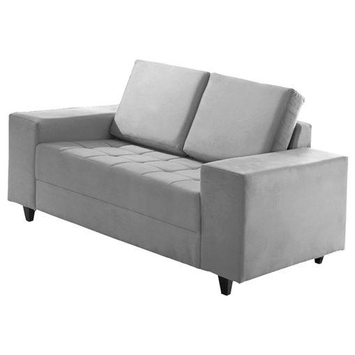 Sofa-2-Lugares-Cinza-Columbus