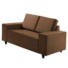 Sofa-2-Lugares-Marrom-Columbus