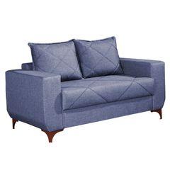 Sofa-2-Lugares-Azul-em-Veludo-150m-Enos