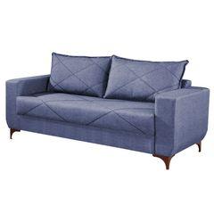 Sofa-3-Lugares-Azul-em-Veludo-2m-Enos