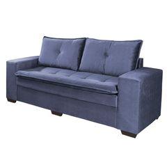 Sofa-3-Lugares-Azul-em-Veludo-210m-Lael
